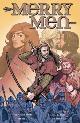 Oni Press's Merry Men TPB # 1