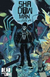 Valiant Entertainment's Shadowman Issue # 4c