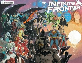 DC Comics's Infinite Frontier Issue # 0
