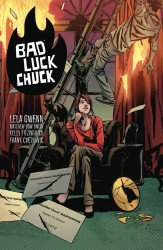 Dark Horse Comics's Bad Luck Chuck TPB # 1
