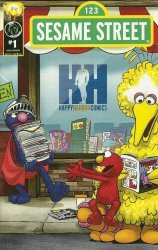 APE Entertainment's Sesame Street Issue # 1N