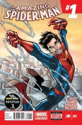 Marvel's The Amazing Spider-Man Issue # 1
