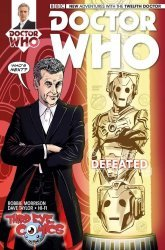 Titan Comics's Doctor Who: The 12th Doctor Issue # 1af