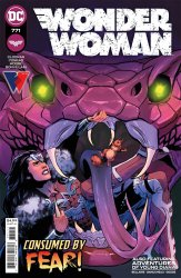DC Comics's Wonder Woman Issue # 771