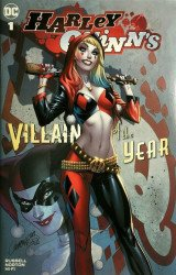 DC Comics's Harley Quinn's Villain of the Year Issue # 1jsc