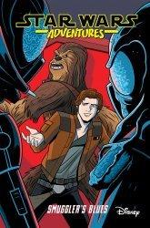 IDW Publishing's Star Wars Adventures TPB # 4