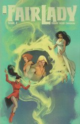 Image Comics's Fairlady Issue # 3