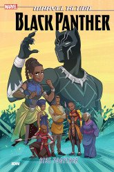 IDW Publishing's Marvel Action: Black Panther TPB # 2