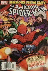 Marvel Comics's The Amazing Spider-Man Issue # 563b