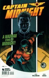 Dark Horse's Captain Midnight Issue # 14