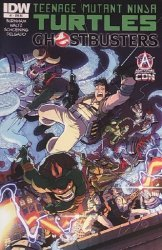 IDW Publishing's Teenage Mutant Ninja Turtles / Ghostbusters Issue # 1ac