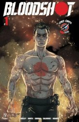 Valiant Entertainment's Bloodshot Issue # 1space cadets