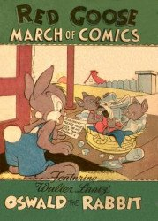 Western Printing Co.'s March of Comics Issue # 38d