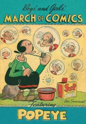 Western Printing Co.'s March of Comics Issue # 37