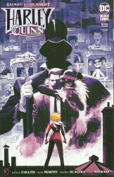 DC Black Label's Batman: White Knight Presents - Harley Quinn Issue # 4b