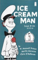 Image Comics's Ice Cream Man Issue # 20b