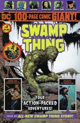 DC Comics's Swamp Thing Giant Giant Size # 3