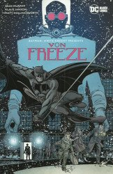 DC Black Label's Batman: White Knight Presents - Von Freeze Issue # 1b
