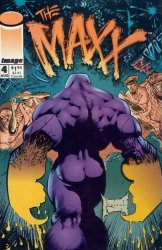 Image Comics's The Maxx Issue # 4
