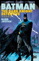 DC Comics's Batman: Dark Knight Detective TPB # 3