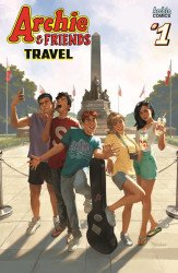Archie Comics Group's Archie & Friends: Travel Issue # 1c. odyssey/filbars-a
