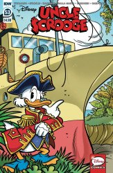 IDW Publishing's Uncle Scrooge Issue # 53