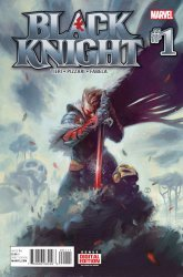 Marvel Comics's Black Knight Issue # 1