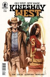Dark Horse's Kingsway West Issue # 1