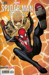 Marvel Comics's Marvel's Spider-Man: City at War Issue # 2c