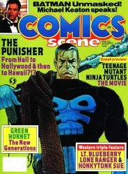 Starlog Group's Comics Scene Issue # 9
