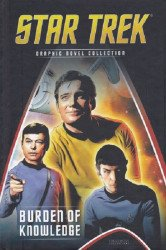 Eaglemoss Publications Ltd.'s Star Trek: Graphic Novel Collection Hard Cover # 44