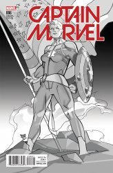 Marvel's Captain Marvel Issue # 6b