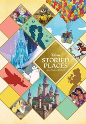 Dark Horse Comics's Disney: Storied Places Hard Cover # 1