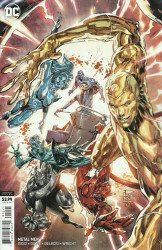 DC Comics's Metal Men Issue # 1b