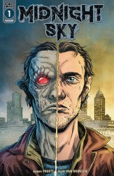 Scout Comics's Midnight Sky Issue # 1b