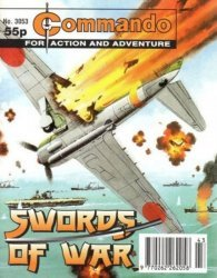 D.C. Thomson & Co.'s Commando: For Action and Adventure Issue # 3053