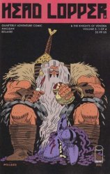 Image Comics's Head Lopper Issue # 9