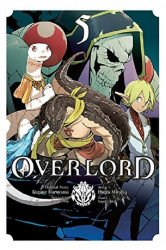 Yen Press's Overlord Soft Cover # 5