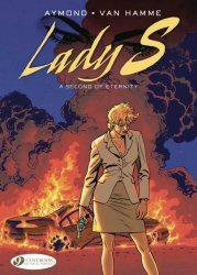 Cinebook's Lady S Soft Cover # 6