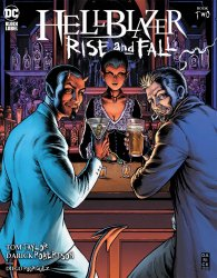 DC Black Label's Hellblazer: Rise and Fall Issue # 2