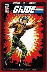IDW Publishing's G.I. Joe: A Real American Hero Issue # 274 - 2nd print