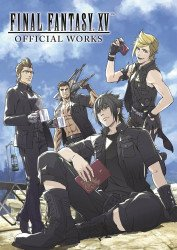 Dark Horse Comics's Final Fantasy XV: Official Works  Hard Cover # 1