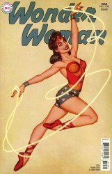 DC Comics's Wonder Woman Issue # 750c