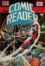 Street Enterprises's The Comic Reader Issue # 169