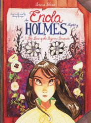 IDW Publishing's Enola Holmes Hard Cover # 3