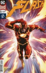 DC Comics's The Flash Issue # 42b