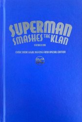 DC Comics's Superman: Smashes the Klan Issue # 1cbldf