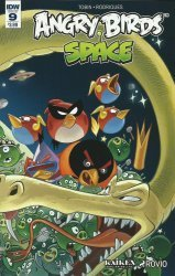 IDW Publishing's Angry Birds Comics Issue # 9