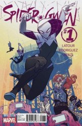 Marvel Comics's Spider-Gwen Issue # 1heroes