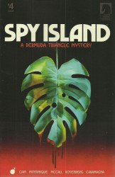 Dark Horse Comics's Spy Island Issue # 4